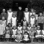 M. Urszula z dziećmi w Aalborgu, Dania