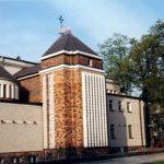 Kaplica - od dziedzińca