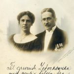 Norweski konsul Stolt-Nielsen z żoną