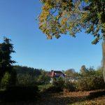 Pustelnia jesienią