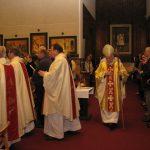 Mszę świętą celebrował ks. bp Zdzisław Fortuniak